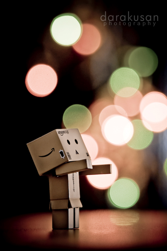 Danbo's Enlightenment by darakusan