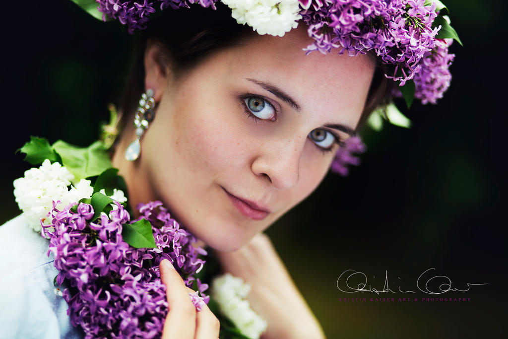 LILACS by Krissey