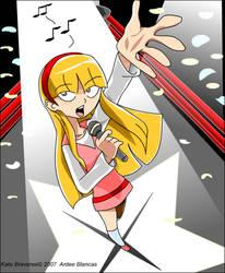 Kate-Karaoke Queen of the Ring by NeoSlashott