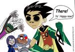 Teen Titans - Teen Gorillaz