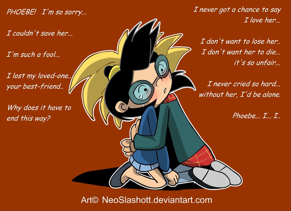 HA - Phoebe and Arnold by NeoSlashott