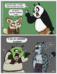 The Panda From Far Far Away