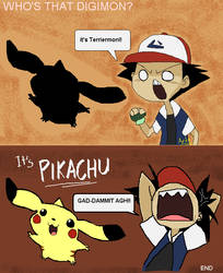 Who's That Digimon? by NeoSlashott