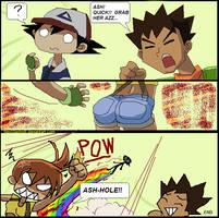 Grab dat Ash...