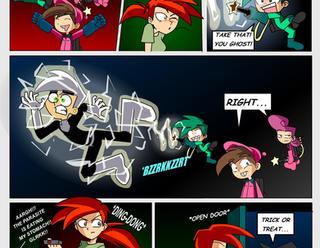Icky Vicky Comic 7 by NeoSlashott