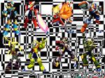 Megaman Collage