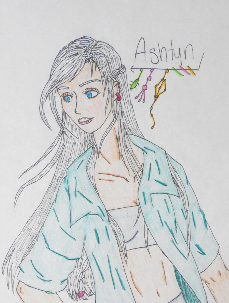 Ashtyn by JG123789