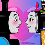 Thomas and Ashima   Valentines Day