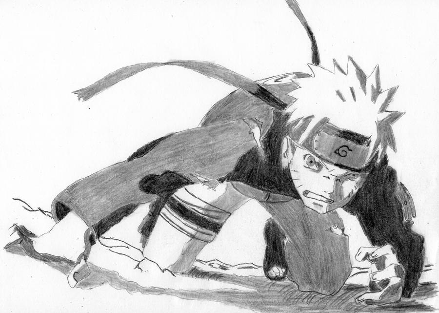 Naruto Uzumaki by Zero-Cool-23