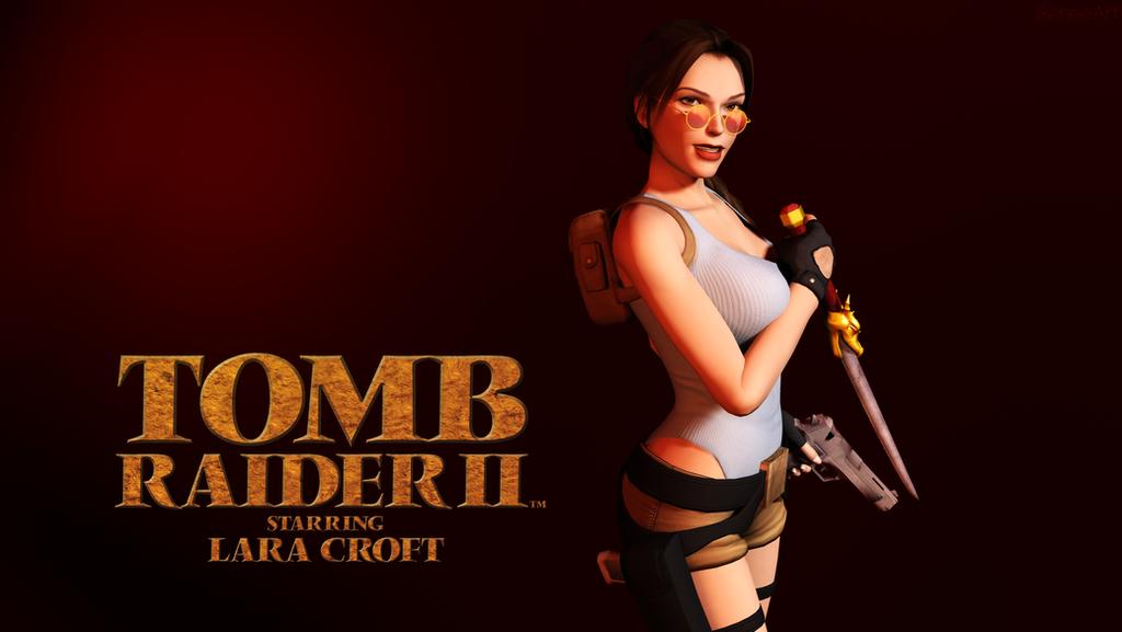 Tomb Raider II - Mobil6000