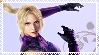 T6  Nina Williams  stamp by LuckyStarAW
