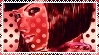 Anna Williams  pop art  stamp by LuckyStarAW