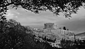 acropolis by zeynepgozen