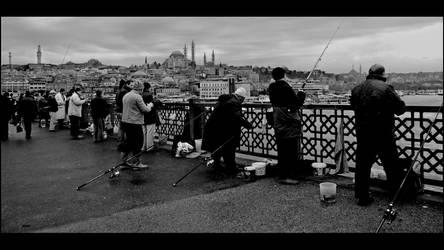 Istanbul Series II  -2 by zeynepgozen