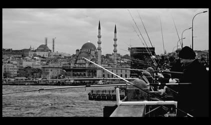 Istanbul Series II -3 by zeynepgozen