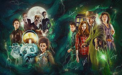 Doctor Who - Series 6 Steelbook