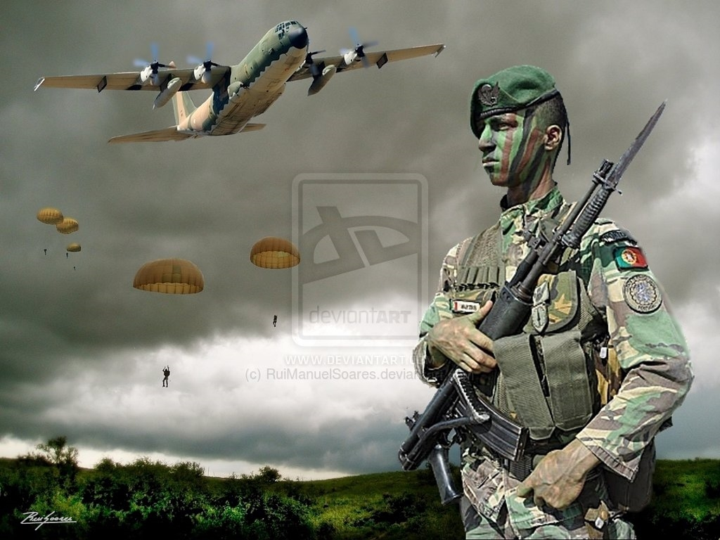 b7a081df417 Paratroopers Portugal by RuiManuelSoares on DeviantArt