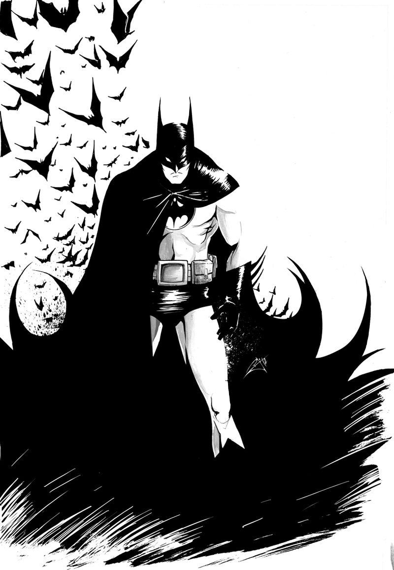 Bat by morphews