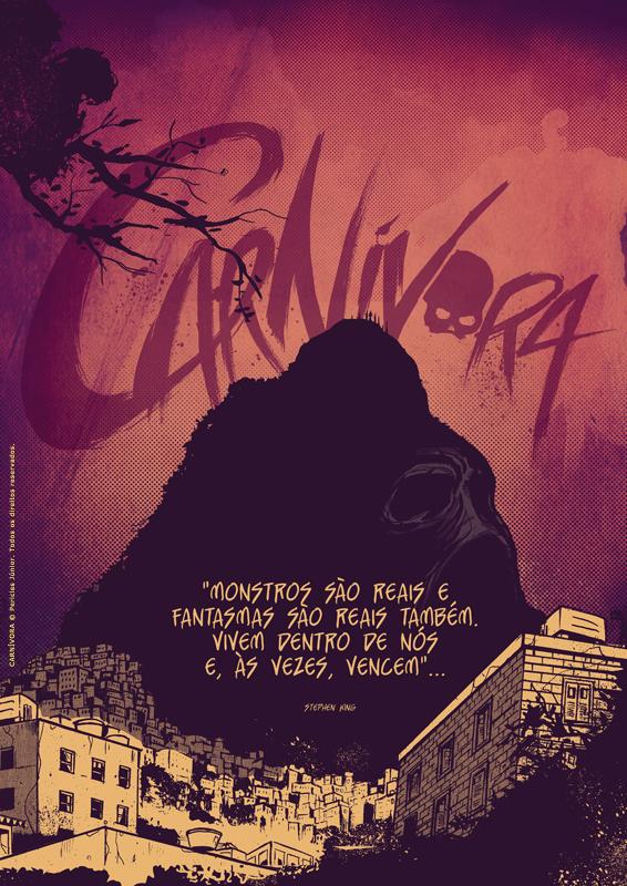 Teaser Carnivora II by morphews