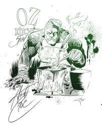 Commission Suicide Squad: killer Croc