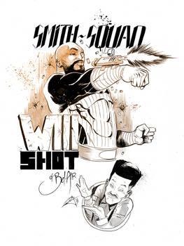 Commission Suicide Squad: Deadshot