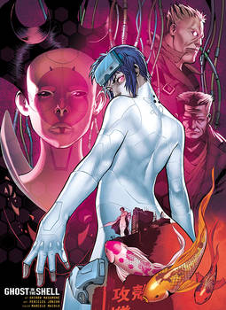 Ghost in the Shell Color