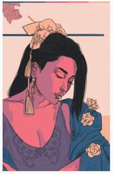 COLORUS Girl no.2 by bruuninferreira