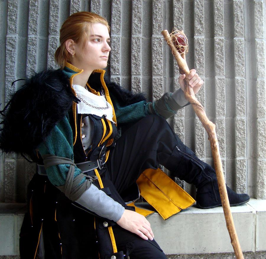 Anders cosplay by elendraug