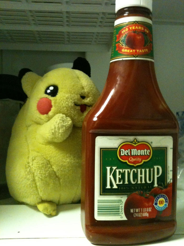 Ketchup by FlowerLighthouse