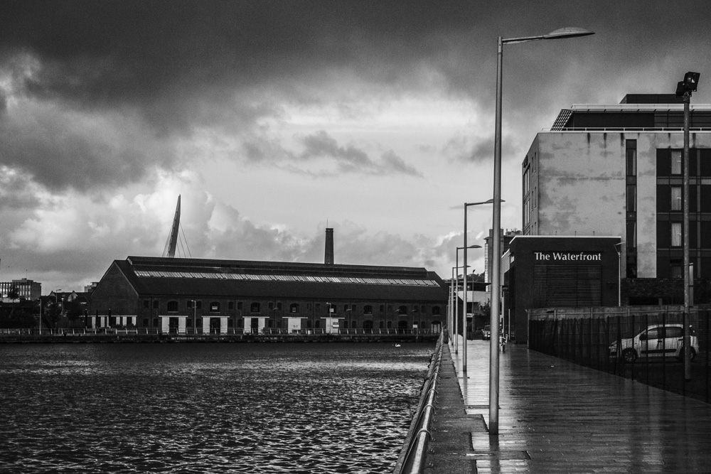 Swansea Waterfront by Wild-Theory