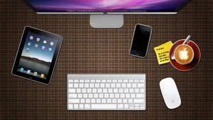 mac desk_hd by ishaque