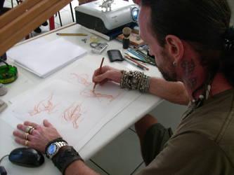 PaleoPastori teach paleoart by PaleoPastori