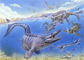 Iembe's Ocean by PaleoPastori