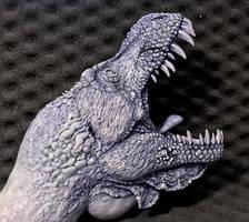 Tyrannosaurus rex BHI 3033