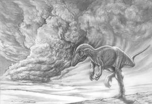 Allosaurus jimmadseni (MOR 693)