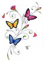 Tattoo series 2 by fafinhotattoo