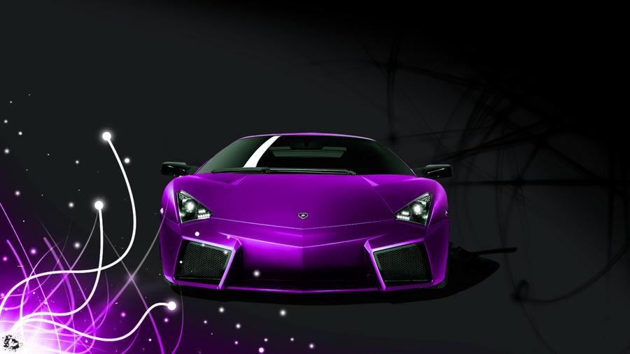 Purple Lamborghini Wallpaper purple lambo by kingoz...