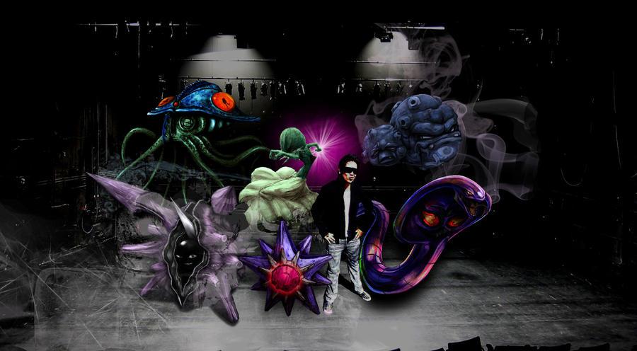 Most Badass Pokemon Wallpaper