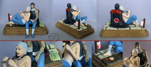 Zombie Combo teatime (figurine)