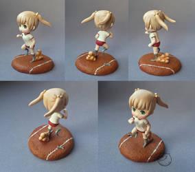 Emi go fast (figurine)