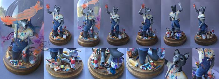 The muse [figurine]