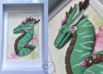 nature-dragon portrait