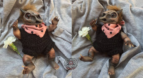my beautiful son [poseable doll] by CadaverCrafts