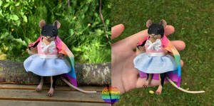 Pride Mouse [doll]