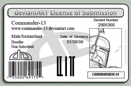 commander-13's Profile Picture