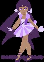 L7- Purple Pansy by MelliMoe