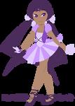 L7- Purple Pansy