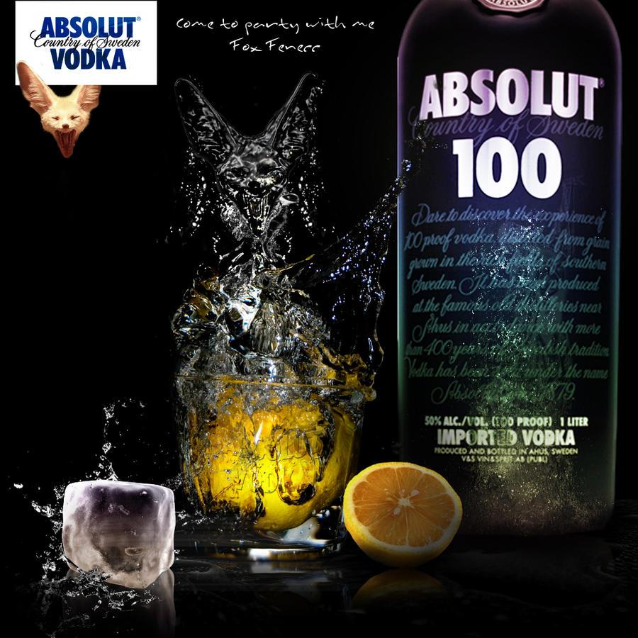 Absolut Beast party by Saphiregirl79