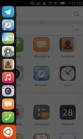 Ubuntu Phone home screen
