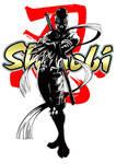Shinobi by timwork